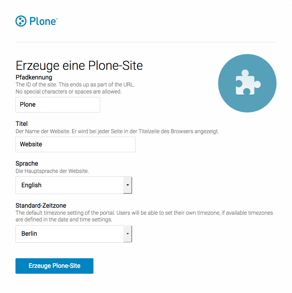 7  The Features of Plone — Plone Training 2018 documentation